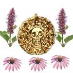 Красное золото Ацтеков